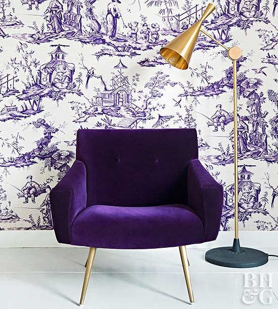 ultraviolet, pantone, interior, design, colour