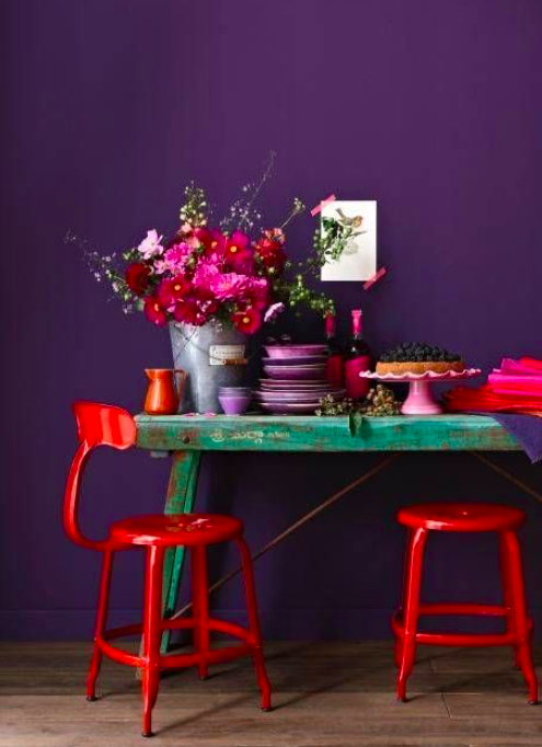home, decor, design, interior, ultraviolet, colour, pantone